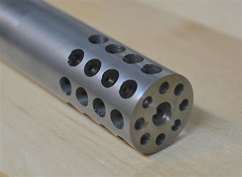 Vais Muzzle Brake Installation   Rifleshooter Com.
